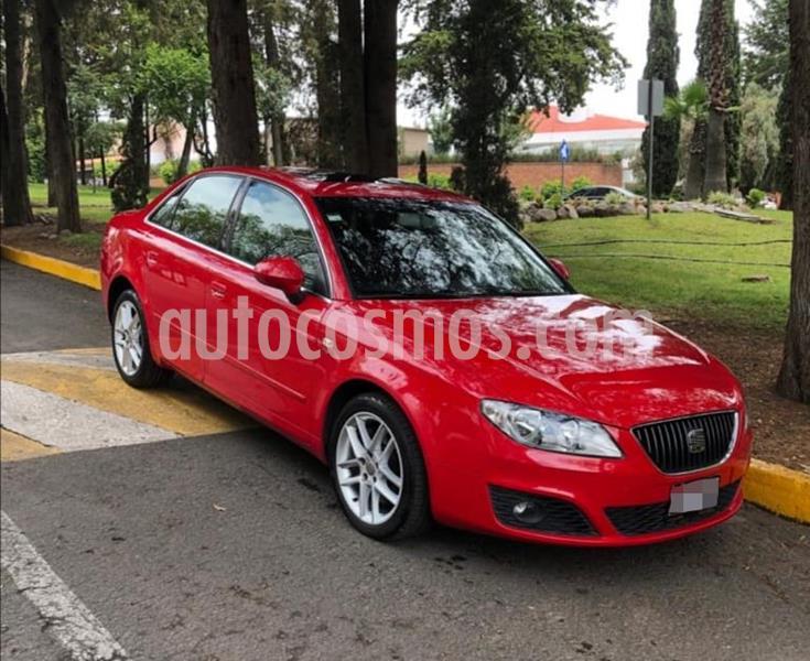 SEAT Exeo Style usado (2011) color Rojo precio $135,000
