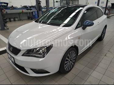 Foto venta Auto usado SEAT Ibiza Coupe Connect 1.6L (2017) color Blanco precio $219,000