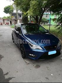 SEAT Ibiza Coupe FR 1.2L Turbo usado (2017) color Azul Apolo precio $224,000