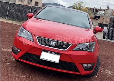 SEAT Ibiza Coupe FR 1.2L Turbo usado (2015) color Rojo Emocion precio $178,500