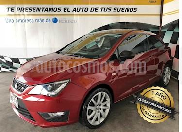 Foto venta Auto Seminuevo SEAT Ibiza Coupe FR 1.4L Turbo (2013) color Vino Tinto