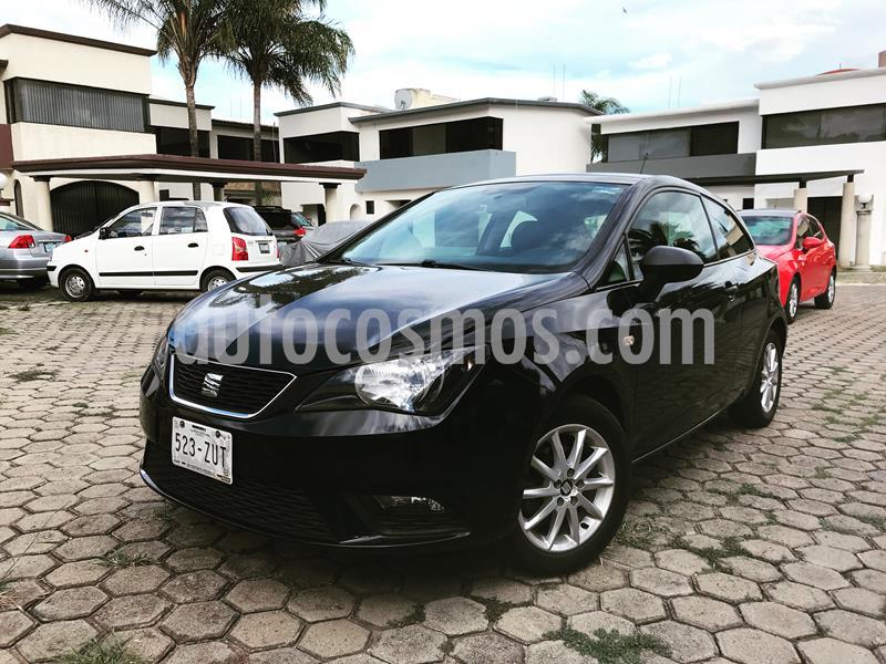SEAT Ibiza Coupe Turbo Blitz 1.2L usado (2015) color Negro precio $147,900