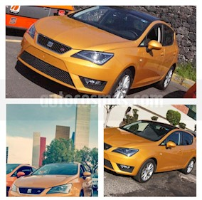 SEAT Ibiza Coupe FR 1.4L Turbo Speed Edition usado (2013) color Marron precio $140,000