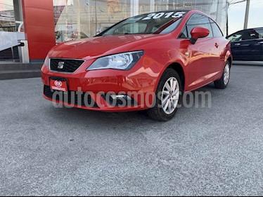 SEAT Ibiza Coupe Style 1.6L usado (2015) color Rojo precio $168,000