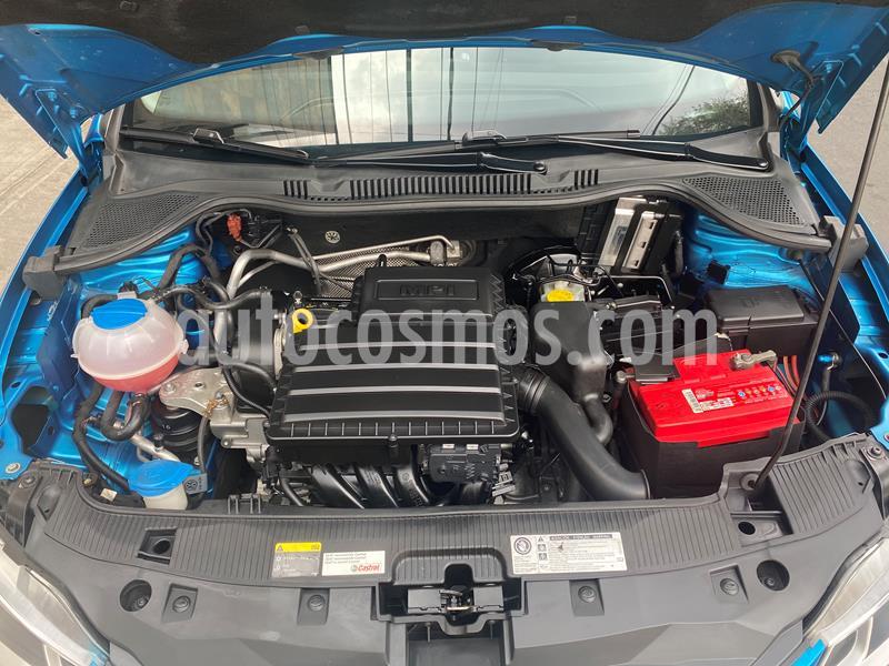 SEAT Ibiza Coupe Turbo Style DSG 1.6L usado (2016) color Azul Alor precio $169,000