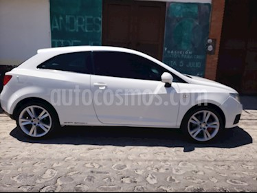 Foto venta Auto usado SEAT Ibiza Coupe Sport 2.0L  (2012) color Blanco Candy precio $110,000