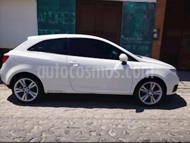 SEAT Ibiza Coupe Sport 2.0L  usado (2012) color Blanco Candy precio $110,000