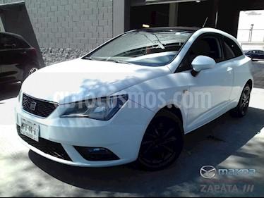 Foto venta Auto usado SEAT Ibiza Coupe Style 1.6L Tiptronic (2014) color Blanco precio $185,000