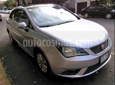 Foto venta Auto Seminuevo SEAT Ibiza Coupe Style 1.6L (2013) color Plata Estelar precio $139,000