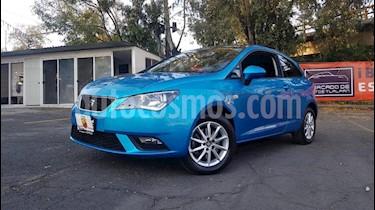 Foto venta Auto usado SEAT Ibiza Coupe Style 1.6L (2018) color Azul Agua precio $189,990