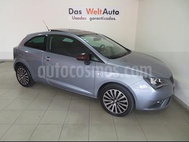 Foto venta Auto usado SEAT Ibiza Coupe Style 1.6L (2016) color Plata Estelar precio $184,995