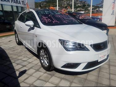 Foto venta Auto Seminuevo SEAT Ibiza Coupe Style 1.6L (2016) color Blanco Nieve