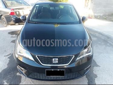 SEAT Ibiza Coupe Style 1.6L usado (2016) color Negro precio $185,000