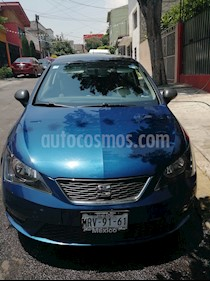 SEAT Ibiza Coupe Turbo Blitz 1.2L  usado (2014) color Azul Apolo precio $142,000
