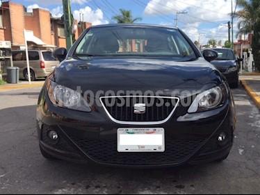 Foto venta Auto usado SEAT Ibiza 10 anos 5P  (2012) color Negro Magico precio $110,000