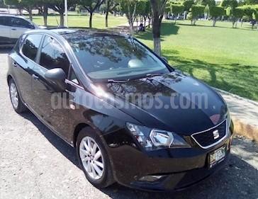 Foto venta Auto Seminuevo SEAT Ibiza 1.6L DSG 5P  (2016) color Negro Magico precio $152,000