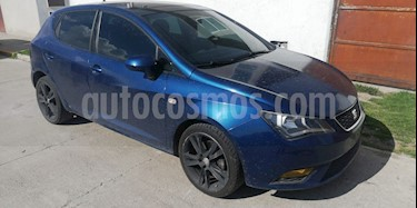 Foto SEAT Ibiza 2.0L Reference 5P  usado (2015) color Azul precio $126,000