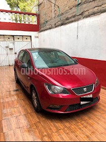 Foto SEAT Ibiza 2.0L Reference 5P  usado (2015) color Rojo precio $125,000