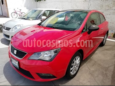 Foto SEAT Ibiza 2.0L Reference 5P  usado (2013) color Rojo precio $139,000