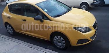 Foto SEAT Ibiza 2.0L Reference 5P  usado (2010) color Amarillo Crono precio $90,000