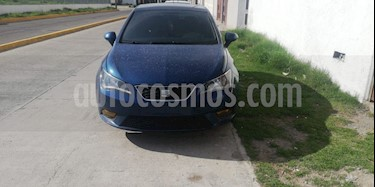 Foto SEAT Ibiza 2.0L Reference 5P  usado (2015) color Azul precio $128,000
