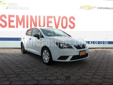 Foto venta Auto Seminuevo SEAT Ibiza 2.0L Reference 5P  (2014) color Blanco precio $155,000