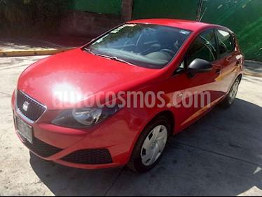 Foto SEAT Ibiza 2.0L Reference 5P  usado (2012) color Rojo precio $117,000