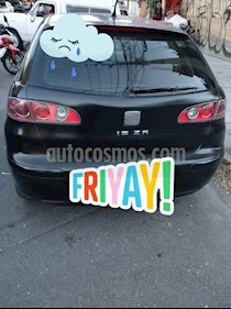 SEAT Ibiza 2.0L Reference 5P  usado (2004) color Negro Magico precio $47,000