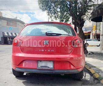 SEAT Ibiza 2.0L Reference 5P  usado (2013) color Rojo Emocion precio $115,000