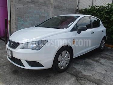 Foto venta Auto usado SEAT Ibiza 5p Reference L4/1.6 Man (2017) color Blanco precio $170,000