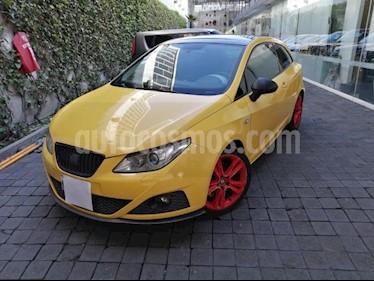 SEAT Ibiza 5p Sport L4/2.0 Man usado (2012) color Amarillo precio $125,000
