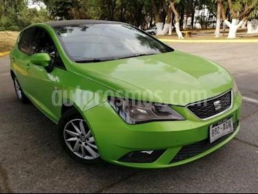 Foto venta Auto usado SEAT Ibiza 5p Style L4/1.6 Aut (2015) color Verde precio $159,000