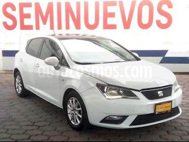 Foto venta Auto usado SEAT Ibiza 5p Style L4/1.6 Aut (2017) color Blanco precio $195,000