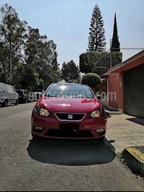 Foto SEAT Ibiza Blitz 1.6L 5P usado (2017) color Rojo Emocion precio $170,000