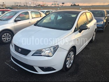 Foto venta Auto usado SEAT Ibiza Blitz 1.6L 5P (2016) color Blanco precio $149,000