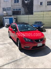 Foto SEAT Ibiza Blitz 2.0L 5P usado (2015) color Rojo precio $140,000
