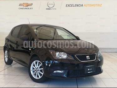 Foto venta Auto Seminuevo SEAT Ibiza Blitz 2.0L 5P (2015) color Negro Medianoche