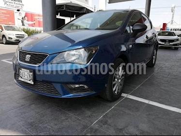 Foto venta Auto usado SEAT Ibiza Blitz 2.0L 5P  (2014) color Azul precio $140,000