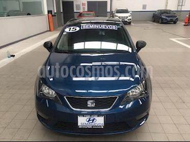 Foto venta Auto Seminuevo SEAT Ibiza Blitz 2.0L 5P  (2015) color Azul precio $158,000