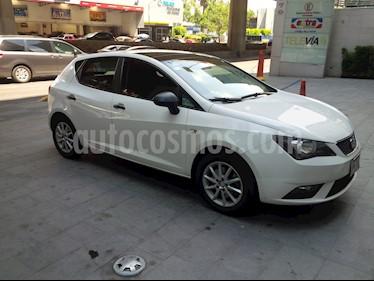 SEAT Ibiza Blitz 2.0L 5P  usado (2013) color Blanco precio $110,000