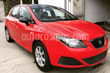 Foto venta Auto usado SEAT Ibiza Blitz 2.0L 5P  (2010) color Rojo Emocion precio $98,900