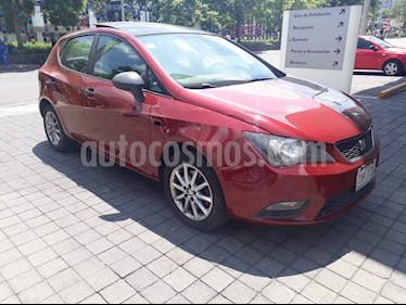 Foto venta Auto usado SEAT Ibiza Blitz 2.0L 5P  (2013) color Rojo precio $129,000