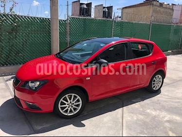 Foto SEAT Ibiza Blitz 5P  usado (2015) color Rojo precio $132,500