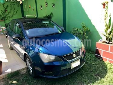 Foto venta Auto usado SEAT Ibiza Blitz 5P  (2013) color Azul precio $122,000