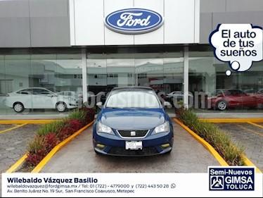 Foto venta Auto Seminuevo SEAT Ibiza Blitz 5P  (2017) color Azul precio $160,000