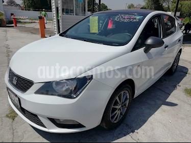 Foto SEAT Ibiza Blitz 5P  usado (2015) color Blanco precio $152,500