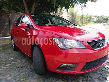 SEAT Ibiza Blitz 5P  usado (2017) color Rojo precio $149,000