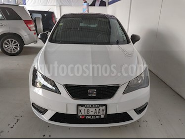 Foto venta Auto usado SEAT Ibiza Blitz 5P  (2015) color Blanco precio $143,000