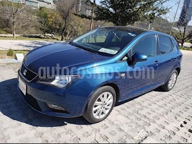 Foto venta Auto usado SEAT Ibiza Blitz 5P  (2014) color Azul precio $145,000