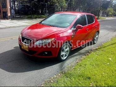 SEAT Ibiza 1.6L Sport usado (2012) color Rojo Emocion precio $29.900.000